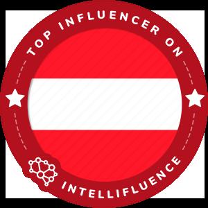 Desiree & Jennifer Selmanovic's Austria Badge