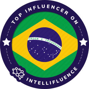 Domingos Hypolito Neto Top Brazil Influencer Badge