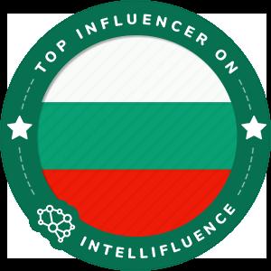baby deku Top Bulgaria Influencer Badge