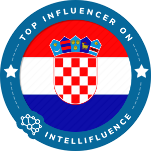 Josip Kramarić's Croatia Badge