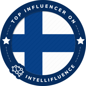 Miska Kytö Top Finland Influencer Badge