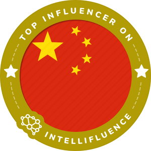 Sophronia Tsoi Top Hong Kong Influencer Badge