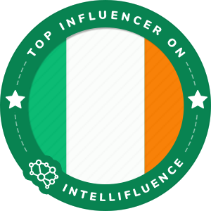 Diana Top Ireland Influencer Badge