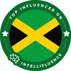 Men's Handbook Top Jamaica Influencer Badge