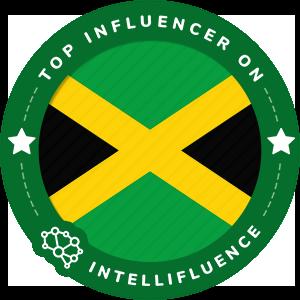 Shaquille Hanson Top Jamaica Influencer Badge