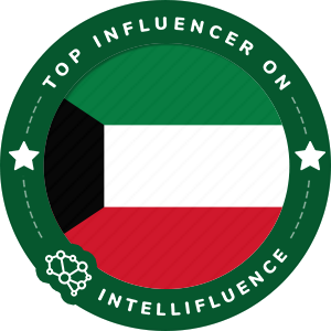 Omar Aboueldahab Top Kuwait Influencer Badge