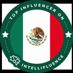 Miguel Angel Breceda Top Mexico Influencer Badge