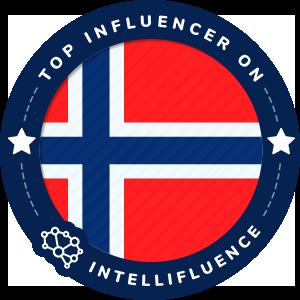 Maximilian Krill's Norway Badge