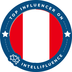 Edwin Urbina Top Panama Influencer Badge