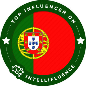 Bruno Castro Top Portugal Influencer Badge