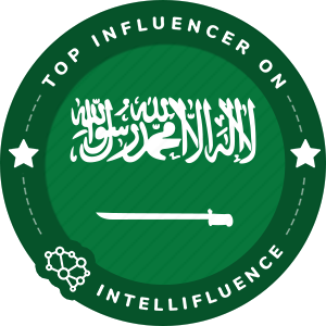 khaled almulhim's Saudi Arabia Badge