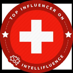 Miriam Ramp's Switzerland Badge