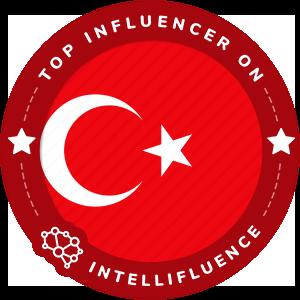 Bilge Su Işık's Turkey Badge