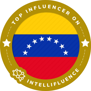 Merwin Ponce Top Venezuela Influencer Badge