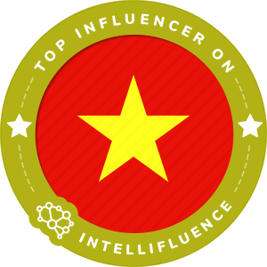 Khoi Nguyen Top Vietnam Influencer Badge