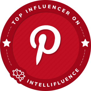 Gretchen Rossi Top Pinterest Influencer Badge