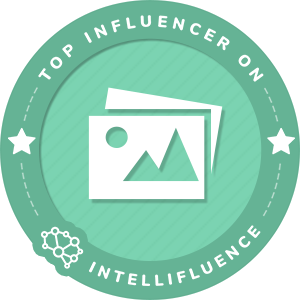 Stuart Edge Top Art & Photography Influencer Badge