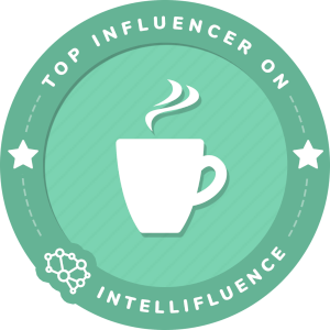 Imane MEGHARBI Top Coffee & Tea Influencer Badge