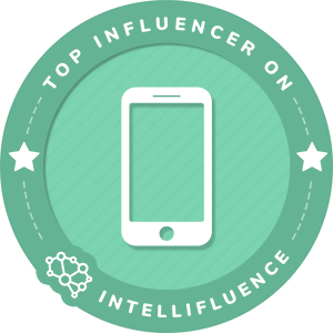 Crawford Collins Top Electronics & Apps Influencer Badge