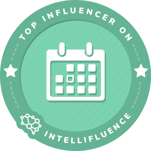 Imane MEGHARBI Top Events Influencer Badge