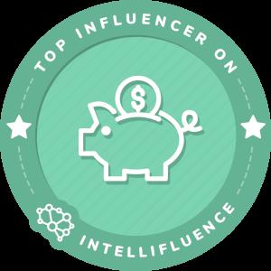 Krystal Prisk's Finance Badge