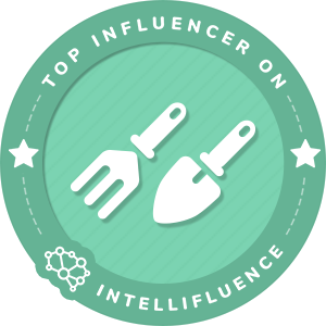 Pamela Jean Noble Top Home & Garden Influencer Badge