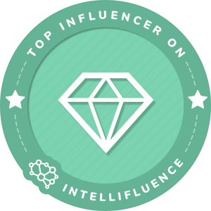 Elizabeth Marte Top Jewelry Influencer Badge