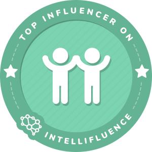 Kelly Dixon Top Kids Influencer Badge