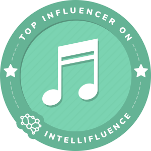 Julian Camarena Top Music Influencer Badge