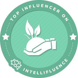 Jon Brownell Top Organic Influencer Badge