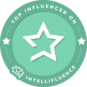 Angela Place Wiliams Top Other Influencer Badge