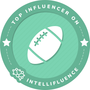 Jon Brownell Top Sporting Goods Influencer Badge