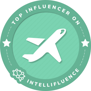 Stuart Edge Top Travel Influencer Badge