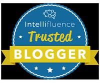 Jirbie Go is an Intellifluence Trusted Blogger