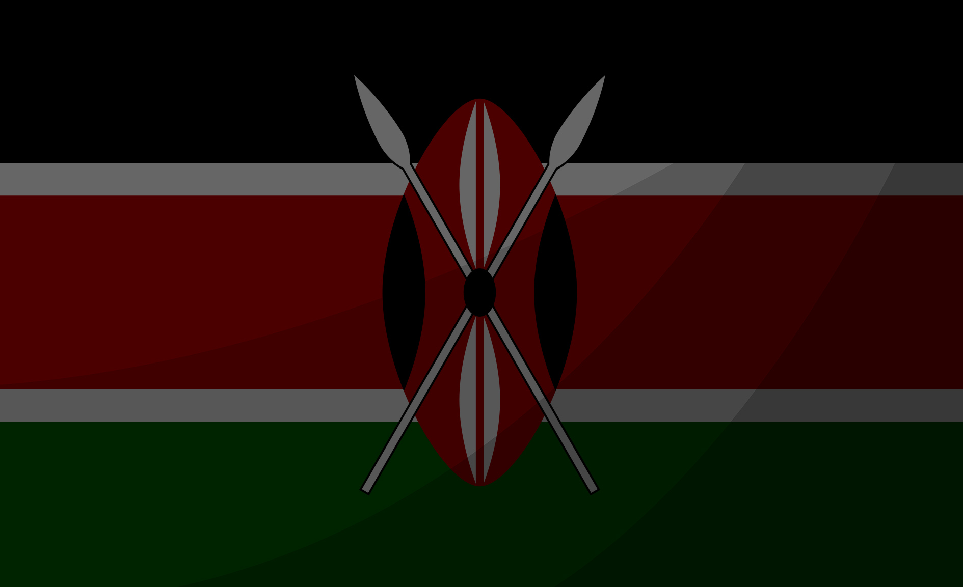 Kenya flag