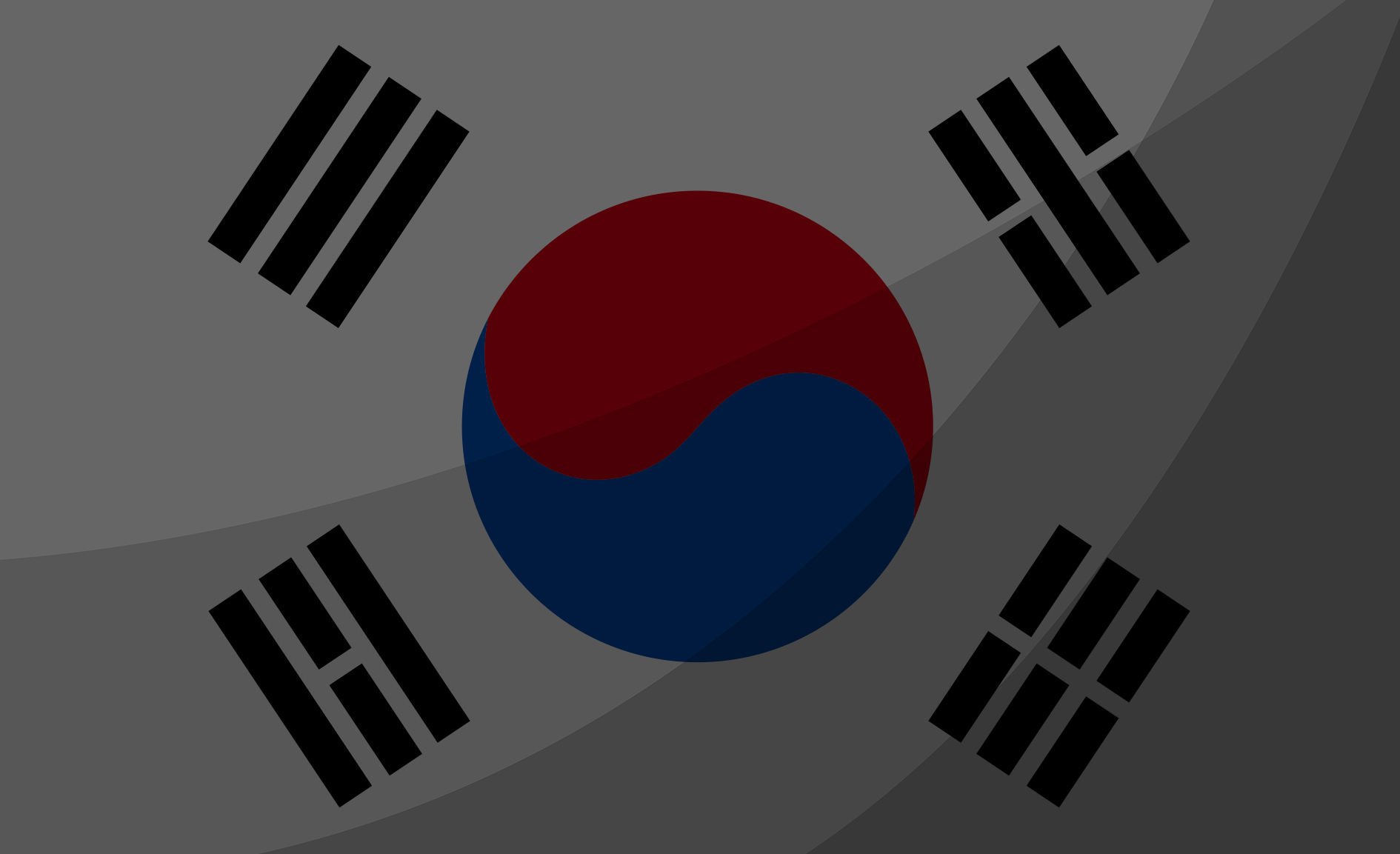 Korea, Republic of flag