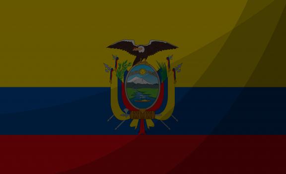 Ecuador Flag