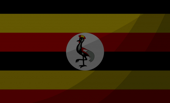 Uganda Flag