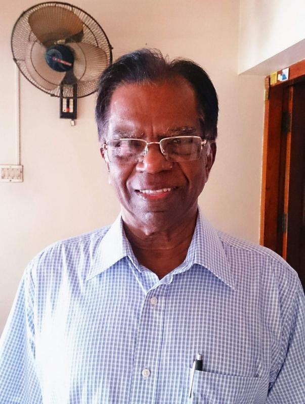 Wing Commander M Devidasan