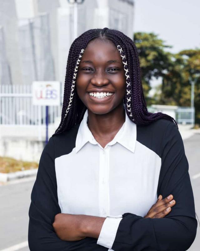 Benita Eseagwu
