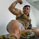 Ruth Big Muscle