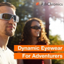 AshChromics Auto Darkening Sunglasses - Instagram Video Review