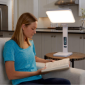 TheraLite Aura Qi Light Therapy Lamp Review