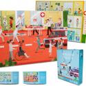 LBLA Jigsaw Puzzles for Kids