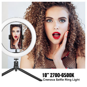 LED Ring Light Campaign