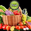Fresh fruits & vegetables online