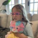 Blue Light Blocking Glasses For Kids - YouTube Review