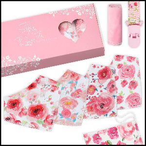 Baby Bandana Drool Bibs Gift Box pack - for sale Campaign