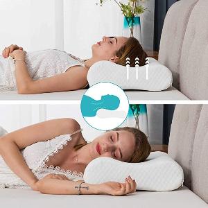 Amazon Live Stream Influencer   Polar Sleep Pillow Review Campaign
