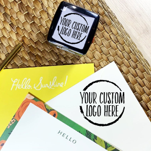 Logo Stamp Bundle - Custom Branding Tools Campaign
